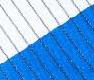 Bicolor (azul/blanco)
